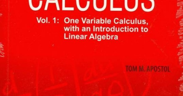 Calculus Volume I 2nd Edition