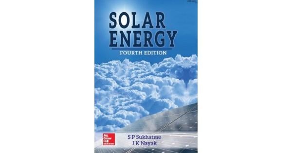 Solar Energy 4th Edition