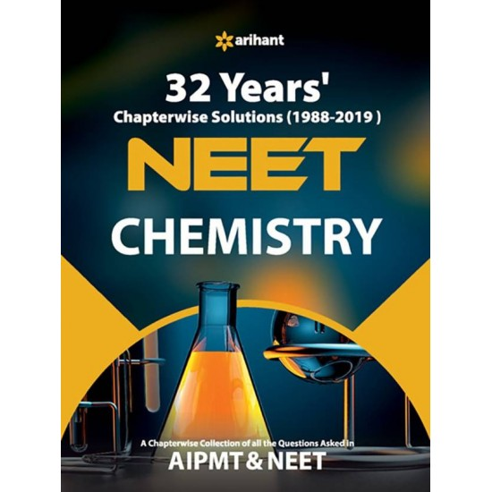 32 Years Chapterwise Solutions NEET Chemistry